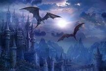 dragon, hydre...etc
