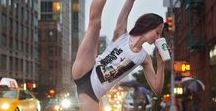 Cityscape ballet, Outdoor dance / Dance with flair and attitude, Dance is life!