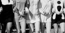 60's Women's Fashion / Women's fashion from the 60's only please others will be deleted. Please limit to 60's vintage clothing. Look alike modern copies will be deleted as well. Thank you