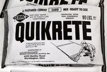 #QUIKRETE75 / This board is devoted to the history of QUIKRETE, as the company celebrates its 75th anniversary.    For the full QUIKRETE story, visit: http://www.quikrete.com/75/