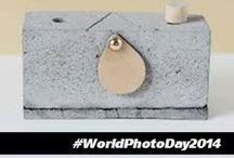 World Photo Day 2014 / This board portrays photography-related #QUIKRETE projects and fan photos of #DIY #HomeImprovement projects, as a visual celebration of the 175th anniversary of photography.  #WorldPhotoDay2014