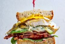 Recipe - Savory - Sandwich, Burgers and Wraps