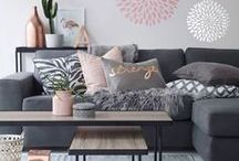 DECORACION DE INTERIORES / Plantillas para la decoracion de interiores