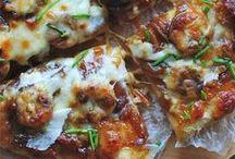 Recipe - Savory - Pizza