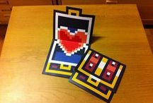 Valentine's Day Nerd Style / Be adorkable this Valentine's Day with nerdy cards. Give your geek love some fandom love.