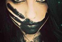 Halloween / Alles rund ums Thema Halloween (Verkleidungen, Make-up und Rezepte)