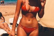 Bikini Love / Swimwear inspiration! The prettiest bikinis, bathing suits and swimwear. Because life is better in a bikini!