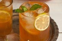 Drink Recipes / Delicious smoothies, juices, granitas & cocktails!