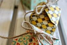 Box, wrapping ideas