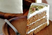 bake/sweets / chopped apple cake