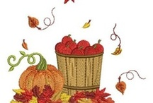 Embroidery Thanksgiving