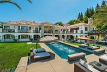 Celebrity Homes / Get the hottest scoop and pictures of Hollywood's most elite homes.