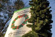 Holiday INNspirations  / by Washington Duke Inn & Golf Club