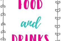 Food and Drinks / This board is full of Food and Drinks recipes, party ideas, home cooked meals, and more inspiration.