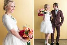 Real (awesome) Weddings / Real weddings!