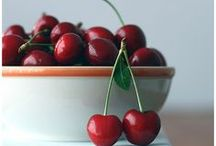 I would eat only cherries