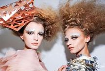 Runways & Magazines / Inspiration from the catwalks of New York Fashion Week to the covers of Vogue and Elle. / by Kate Allen { hairwithkate.com }