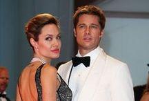 Brangelina / Brad Pitt & Angelina Jolie