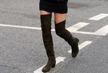 OTKB (Over-the-knee boots) / Over-the-knee boots