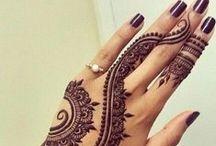 Henna power.