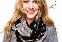 Scarf Addict / Artful scarves