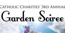 Schuyler's 3rd Annual Garden Soiree 6.24.16 / Fundraiser for Catholic Charities of Schuyler Cty - 6.24.16 at Lakewood Vineyards - $60/person