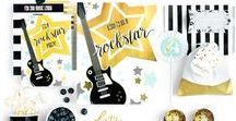 Rockstar Party Ideas / Rockstar Birthday Party, Rockstar Birthday Party Decorations, Rockstar Birthday Party Supplies, Rockstar Birthday Party Invitations, Rockstar Birthday Party Favors, Rockstar Birthday Party Food, Rockstar Birthday Party for Boys, Rockstar Birthday Party Cake Ideas, Rockstar Birthday Party Dessert Ideas, Birthday Party Ideas for Boys, Birthday Party Ideas for Girls.