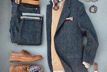 Klær og sko mm. for Mann