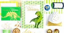 Dinosaur Party Ideas / Dinosaur party, Dinosaur Party Ideas, Dinosaur Birthday Party, Dinosaur Party Decorations, Dinosaur  Party Food, Dinosaur Party Games, Dinosaur Party Favors