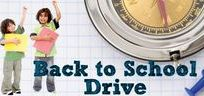 Back to School Drive 2016 / Taking place in July & August, we collect new/gently used backpacks, new supplies & sneakers (Chemung only) to distribute at the end of August.