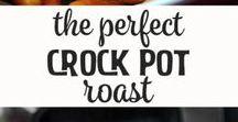 Crockpot Recipes / Healthy Crockpot Recipes