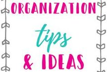 Organization / This board is full of Organization tips, DIY projects, organization for the home, and inspirational ideas.