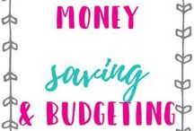 Money Saving and Budgeting / This board has the best money saving and budgeting tips for the Millennial lifestyle.