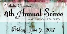 Schuyler's 4th Annual Soiree / Held at WGI's Media Center on June 9 at 6pm.