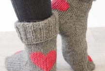 Stricken Socken