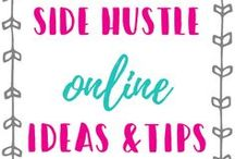 Side Hustle Online / If you're looking to start an online business, these posts contain online business tips, strategies, and tutorials on how to get your business up and running and maximize success.