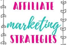 Affiliate Marketing Tips and Strategies / Looking to boost your affiliate marketing game? This board has resources for affiliate marketing tips and strategies to enhance your blog's exposure and boost affiliate sales.