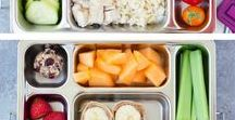 Healthy Lunches for School and work / Healthy Lunches for School Kids #Healthy #lunch #nutfree #work