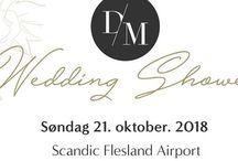 """Wedding Shower i Bergen / Bryllupsmessen """"Weddingshower"""" har samlet de beste aktører innen selskap og fest i Bergens nyeste og flotteste hotell. Gled Dere til å se årets moter og nyheter innen Brudekjoler, klær, smykker,ur, blomster og mye.mey mer. Her blir det vist årets trender fra vår 30 meter lange catwalk. Ta med deg din kjære, din forlover, din mor og far. Bli inspirert i forkant av din store dag !  Kjøp Billetter : https://dinmesse.ticketco.no/bryllupsmessen_weddingshower  Mvh Din Messe A/S www.dinmesse.no  Messearrangør"""