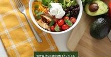 healthy lunch ideas / Healthy lunch ideas, mostly salads, soups and sandwhiches #healthy #lunch #salads #soups #sandwhiches
