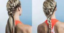 hairstyles for runners / hairstyles for runners #hairstyles #runners