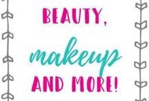 Beauty and Makeup / All things beauty, makeup, skincare. Product reviews, recommendations, favorites and new finds.