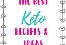 Keto Recipes / Keto recipes, meal plan and meal prep. Low carb meals for anyone needing Keto inspiration.