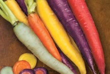 Veggies, Veggies, Veggies / Colorful goodies from nature are so nourishing and delicious!