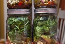 Salads / Healthy, nourishing and quick!