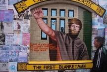 MURALES DE BELFAST / # Creadores.  De motivación claramente política en su mayoría, los murales de Belfast constituyen una de las más célebres manifestaciones del arte urbano del s. XX, surgida incluso antes de que este término fuera popularizado.