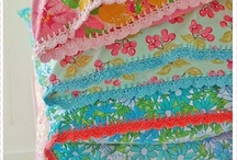 Textiles making me happy / fabrics and patterns that I love