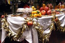 GLORIA'S THANKSGIVING DREAMS / FAMILY AND FRIENDS....GOOD FOOD...MANY BLESSINGS / by Gloria Hanna