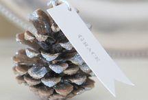 Winter wedding theme / Winter wedding theme ideas and inspiration for wedding at Christmas