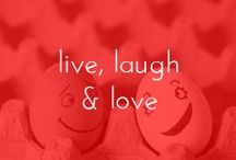 LIVE, LOVE & LAUGH / by Lavalife